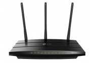 Router Wireless Gigabit TP-LINK Archer A9 AC1900, USB 2.0
