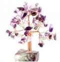 Copacei Feng Shui mari cu ametist, 68 cristale