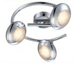 Plafoniera Spot Gilles, 3 x LED 5W