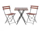 Set de masă cu scaune Patio Rouge